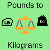 Pounds To Kilograms Calculator Results In Kilograms And Grams