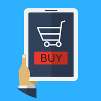 Ecommerce buy shopping cart