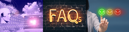 Frequently Asked Questions for customer search and engagement.