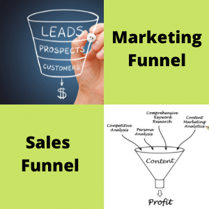 Marketing and Sales Funnel