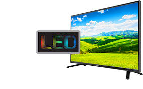 LED LCD television efficiency