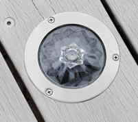 Outdoor solar lights for paths