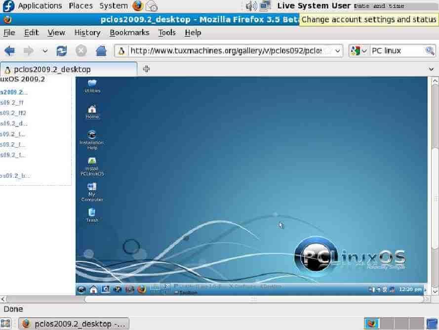 Internet Browsing with Firefox