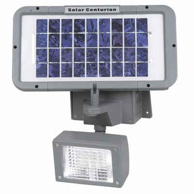 Solar Lights For SecurityAlternative Energy Sources