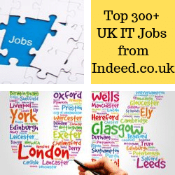Top 300+ IT Roles in Indeed - United Kingdom