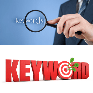 Keywords Homepage - Gain Keyword Traffic in Search with Content