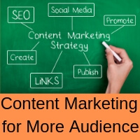 Content Marketing for more audience success