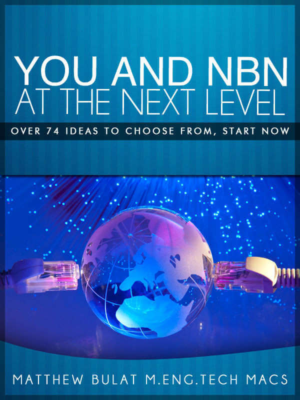 You and NBN at the next Level 74 ideas start now