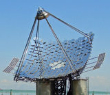 Concentrated Solar Power Dish