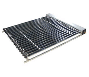 Evacuated Tubes for Solar Hot Water