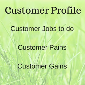 Customer Profile attributes